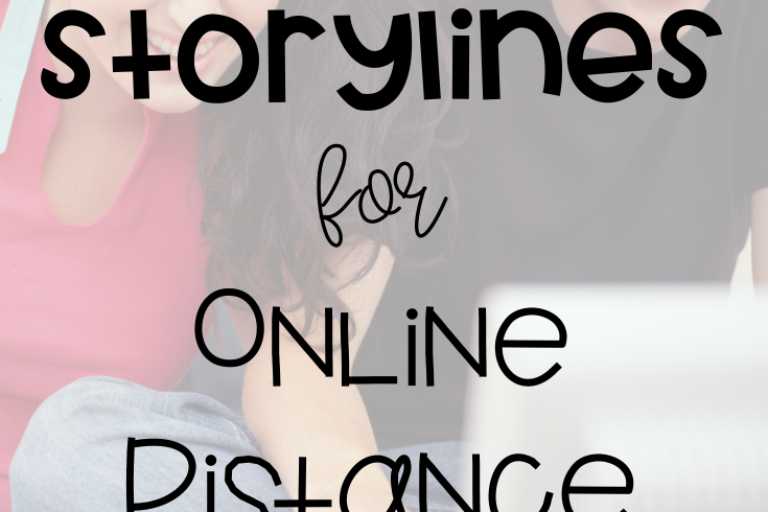 NGSS Storylines For Online Distance Learning