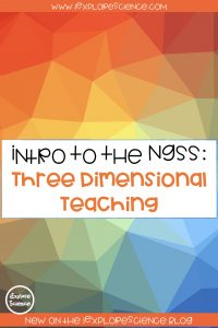ngss three dimensions
