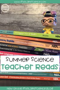 science teacher books