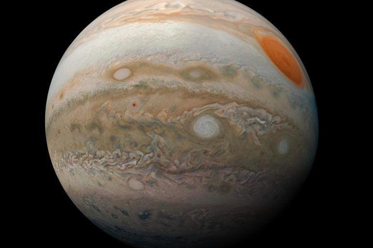 Jupiter, the failed star…