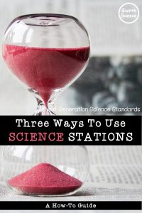 Science stations are a flexible instructional strategy. Which approach works best for your classroom?